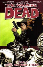 The Walking Dead Life Among Them Volume 12 Graphic Novel Robert Kirkman Image Comics